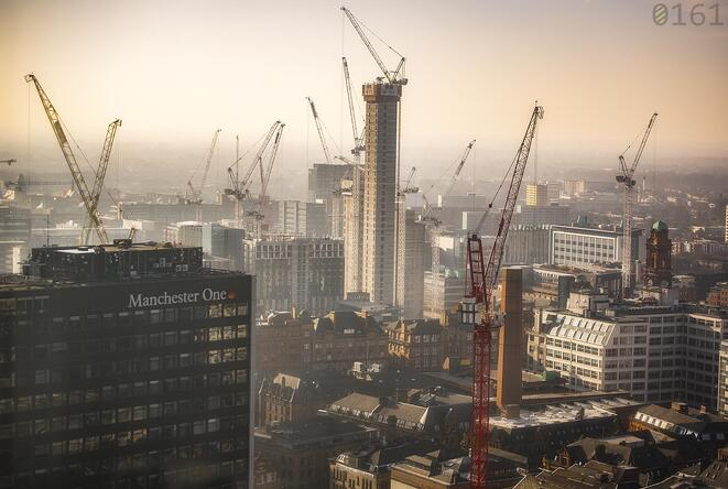 The Regeneration of Manchester