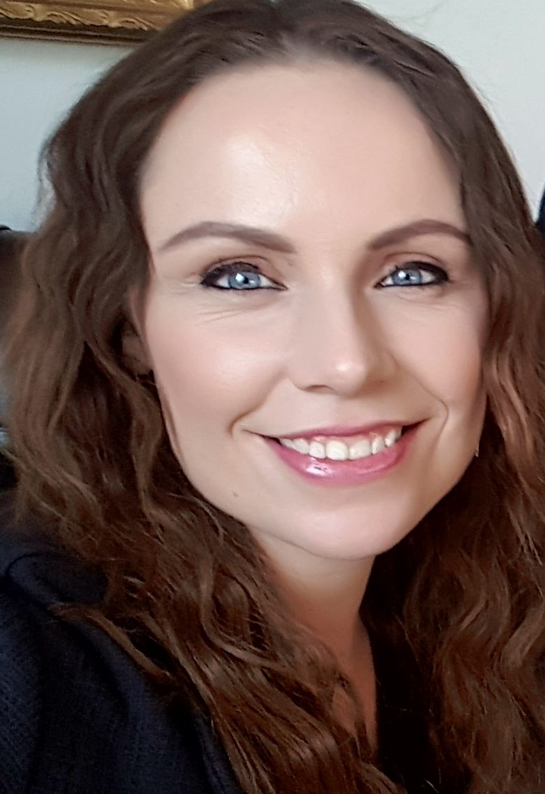 The Blog Author - Maxine Mitchell